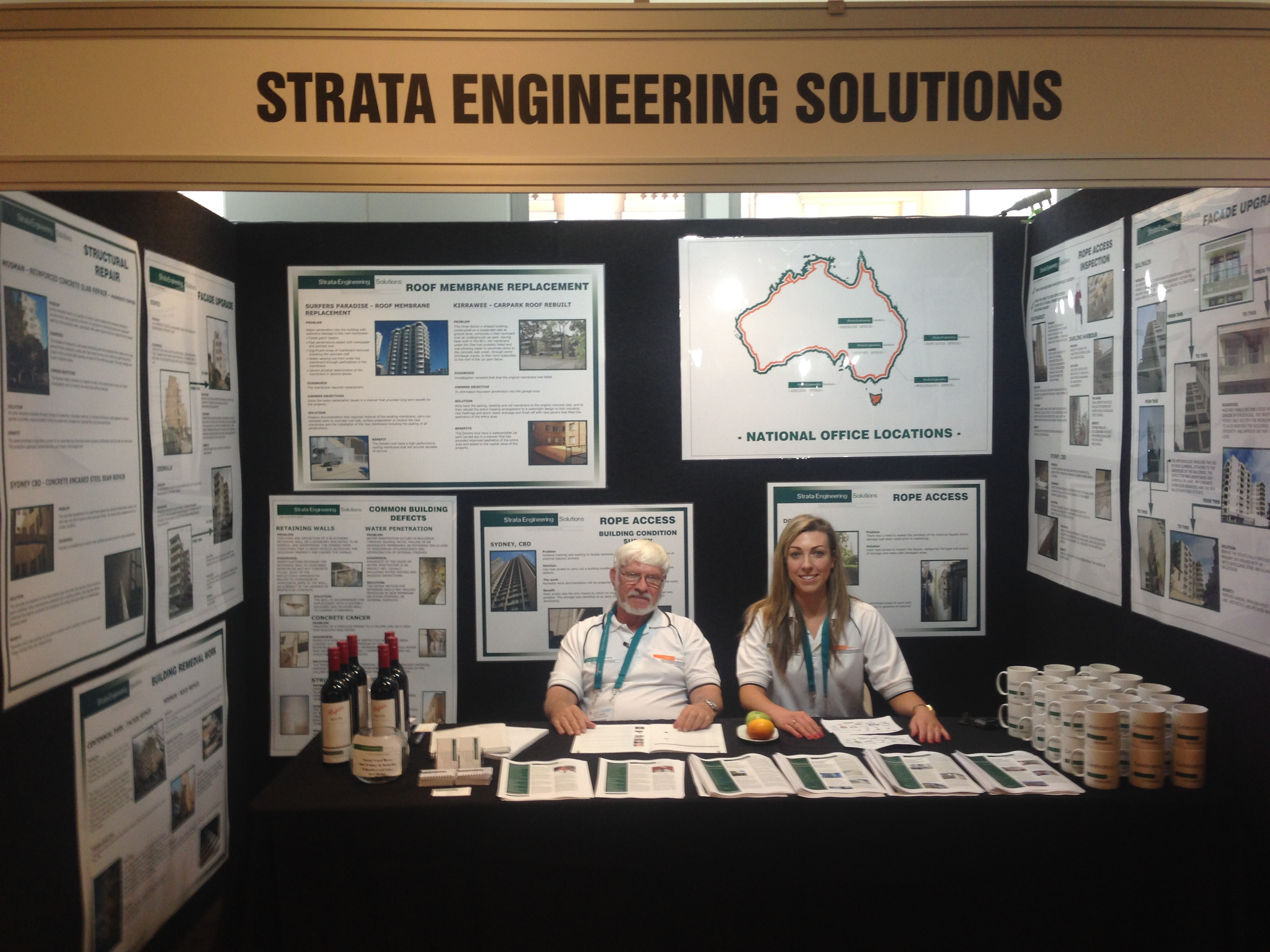 SES participates in SCA (NSW) Convention