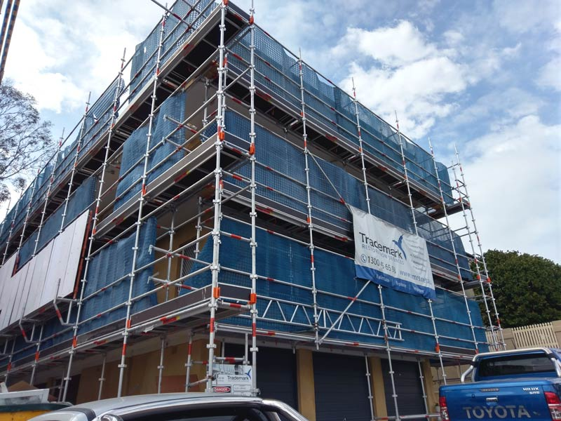 Concrete cancer remediation in Balgowlah
