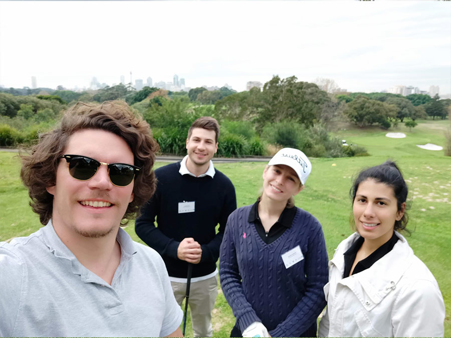 SCA - SES golf day